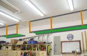 Espace perdu : Étagères de rangement pour le Garage haut