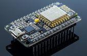 Esp8266 12e avec Arduino IDE avec des exemples de solutions +