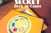Compartiment carte secret