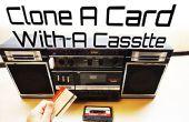 Cloner une carte de crédit avec une Cassette
