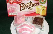 Les accessoires en carton : Comment faire un accessoire gâteau (fantaisies Français)
