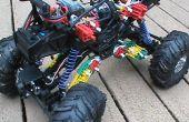 HPI Crawler King Knex Mods avec la vidéo !