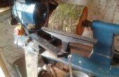 Wood lathe tool reste reconstruire / réparer