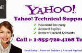 Soins à la clientèle Yahoo pour première connectivité et obtenir votre problème résolu