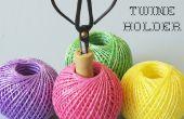 Comment faire un support en bois de ficelles de bobine