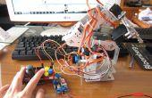 Mon projet de neuvième : Bras de Robot avec Joystick bouclier