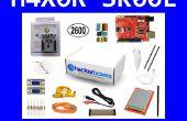 HackerBoxes 0002 : Renforcement à ARM32, MCU vidéo, Wii Nunchuck