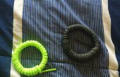 Paracord Donut stockage