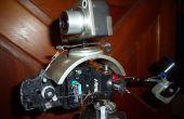 Monture de caméra Pan/Tilt radiocommandés
