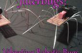 Jitterbugs ! Vibrant Bugs robotiques