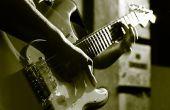 Comment jouer 3 simples cordes sur une guitare