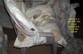 Simple chaise agréable et confortable pour les bureaux ou juste pour s'asseoir.