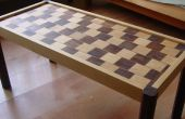 Comment construire une Table de café Cafe-mur Illusion