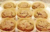 Fruits et légumes Muffins (sans gluten)