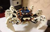 Robot hexapode basée sur FPGA