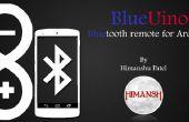 Android Arduino Bluetooth HC-05 - contrôle Arduino sur les voix et les boutons dans App