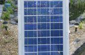 Comment construire un panneau solaire