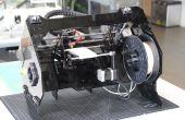 Module de portique XY pour imprimante Lum