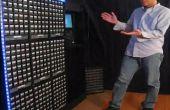 StorageBot - voix contrôlée pièces robotiques finder