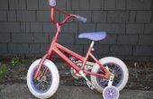 Vélo de scintillement