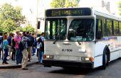 Bus-repérage par GPS sur le bon