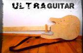 UltraGuitar - une guitare à ultrasons