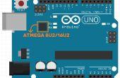 RECOMPILE (renommer) et Flash HIDUINO avec ISP pour transformer votre Arduino en un périphérique HID (usb-midi)