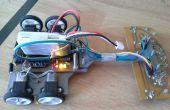Suiveur de ligne haute performance Robot