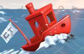 #3DBenchy - l'outil à calibrer et tester votre imprimante 3D