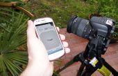 Déclenchement de votre reflex numérique sans fil avec le smartphone et le module Wi-fi de ESP8266
