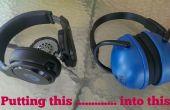 Audiophile, cache-oreilles de tonte