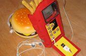 Téléphone français fry + ipod = fry-pod