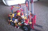 Knex chariot élévateur (instructions)