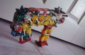 Knex BBAP (pistolet d'assaut Bolt-action Bull-pup)