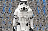 Faites votre propre armée de stormtrooper de plâtre !
