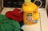 Comment faire votre propre lessive (basic)