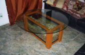 Aquarium de dessus de table