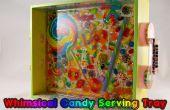 BRICOLAGE Candy lunatique, plateau de service