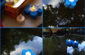 Lumières de nouille de piscine