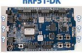 La première utilisation du nRF51-DK