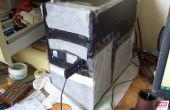Ordinateur de poussière filtre purificateur