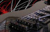 Changement Floyd rose String de guitare