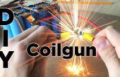BRICOLAGE facile Coilgun | Lanceur de Projectile électronique
