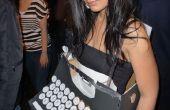 Costume de machine à écrire