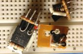 Utiliser de série, parallèle circuit de charge batterie