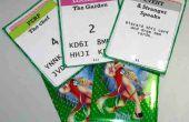 Comment faire un jeu personnalisé de cartes à jouer - approche 1