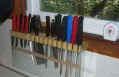 CULTRIVOR - bloc de couteaux Custom 30
