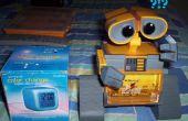 Horloge numérique de Wall-E