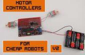 Moteur de contrôleurs pour les Robots bon marchés 2