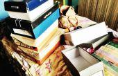 Armoires de boîtes à chaussures !